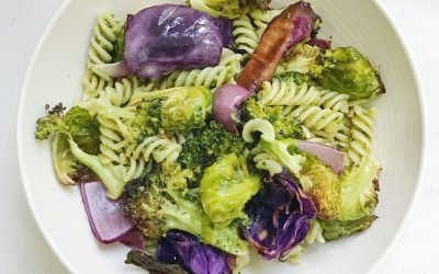 Brilliant Dairy-Free Pesto